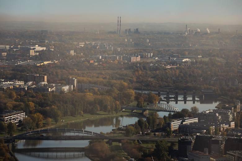 Smog w Krakowie, ogłoszono I stopień zagrożenia