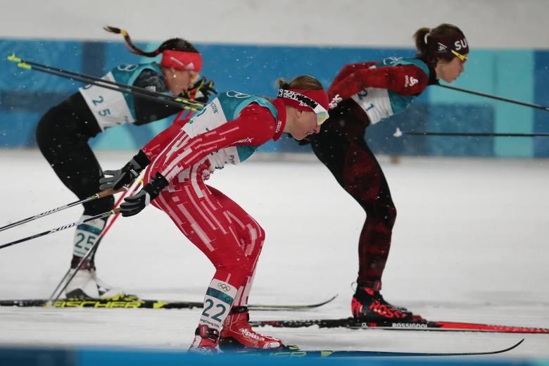 Justyna Kowalczyk udział w olimpijskim sprincie techniką klasyczną zakończyła na ćwierćfinale. Polska w swoim biegu zajęła przedostatnie piąte miejsce.