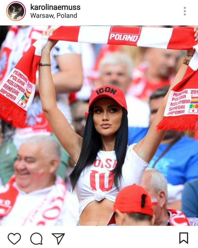 Mundial to nie tylko moc piłkarskich emocji. Jak zawsze na trybunach pojawia się też wiele pięknych kobiet, a obiektywy fotoreporterów zwrócone są też