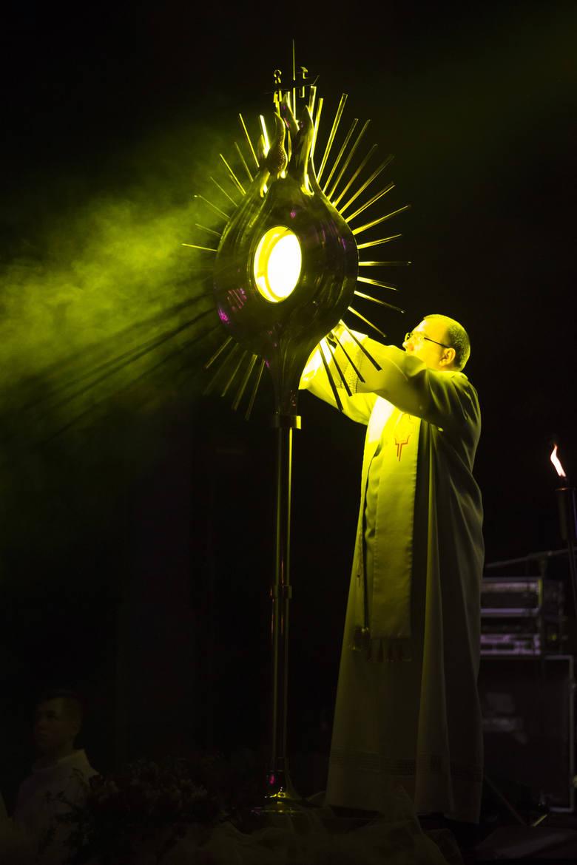 Brama Miłosierdzia w Tauron Arenie [ZDJĘCIA, WIDEO]