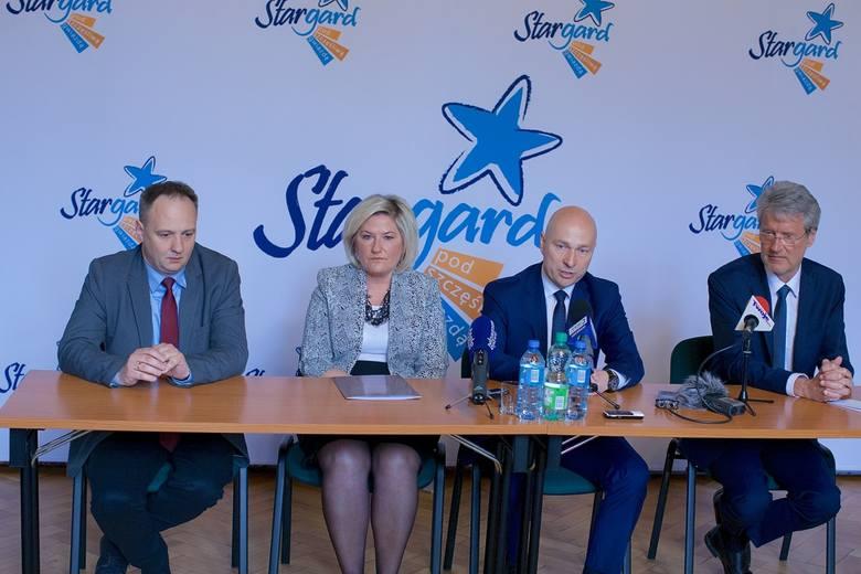 """Stargard ma władze w pełnym składzie. """"Wybory były świętem demokracji"""""""