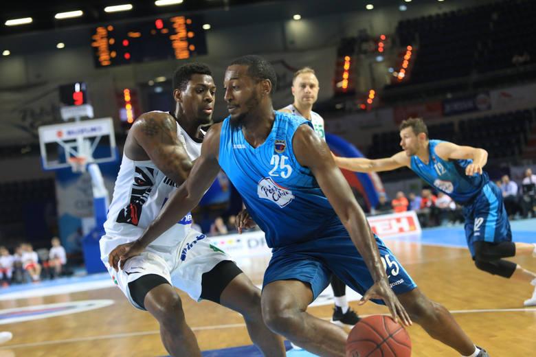 Senegalski środkowy Polskiego Cukru Cheikh Mbodj nie ukrywa radości z pozostania w naszym mieście na kolejny sezon Polskiej Ligi Koszykówki