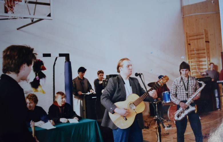 Akademia z okazji 75. rocznicy odzyskania niepodległości - 1993 r.