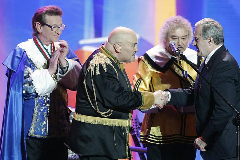 Trubadurzy obchodzą 50-lecie działalności. Gala jubileuszowa w Teatrze Wielkim w Łodzi [ZDJĘCIA]