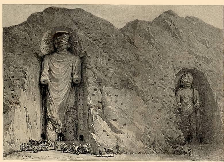 Kolosalne posągi Buddy wykute w skale przez buddyjskich mnichów w VI wieku n.e. nie miały łatwego życia. Kolejni władcy muzułmańscy na przestrzeni stuleci