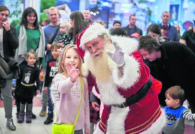 Zbliżający się weekend 7-9 grudnia w Łodzi będzie w klimatach mikołajkowych. Świąteczne ozdoby, warsztaty, jarmarki, czyli wszystko to, co potrzebne