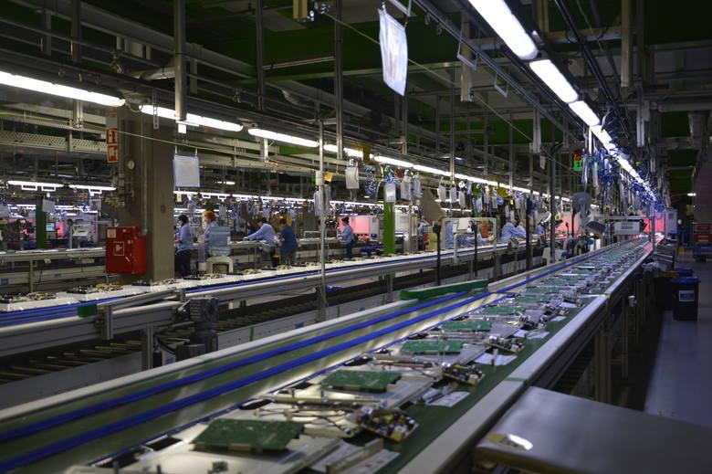 W wielu lubuskich firmach pracownicy zza wschodniej granicy stanowią całkiem spory procent zatrudnionych. Np. w gorzowskiej fabryce TPV to aż 500 osób