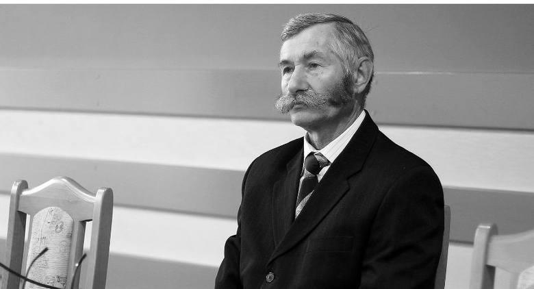 Nie żyje Edward Łada Radny Powiatu Łomżyńskiego