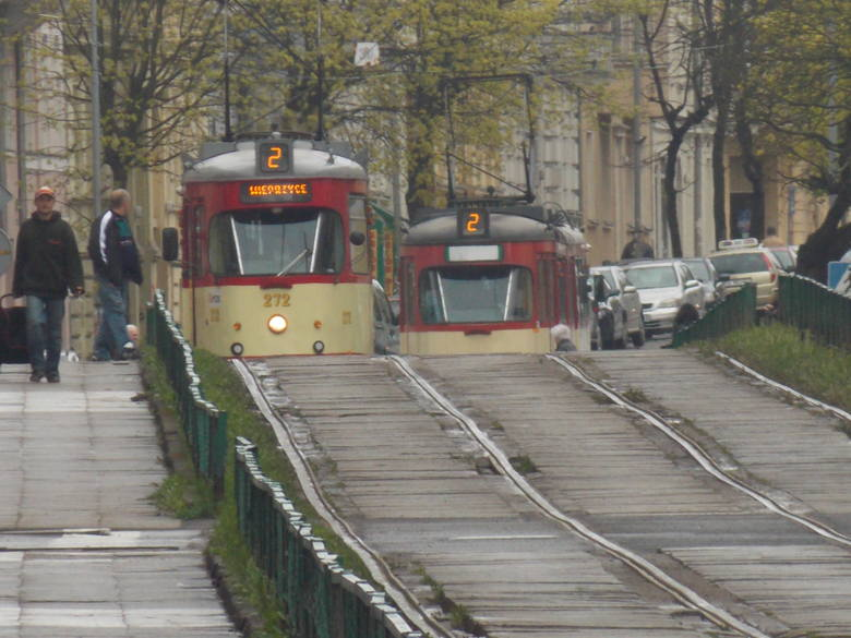 """Gorzowskie tramwaje na zdjęciach reportera """"GL"""""""