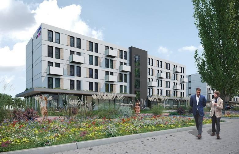 MIKROPLUS apartamenty