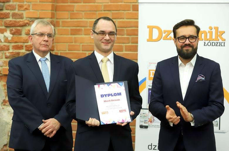 Gala plebiscytu Nauczyciel na Medal w 2019 roku. W Łodzi nagrodzono najlepszych nauczycieli w województwie łódzkim