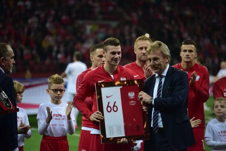 POLSKA - SŁOWENIA. Łukasz Piszczek ostatni mecz w reprezentacji Polski
