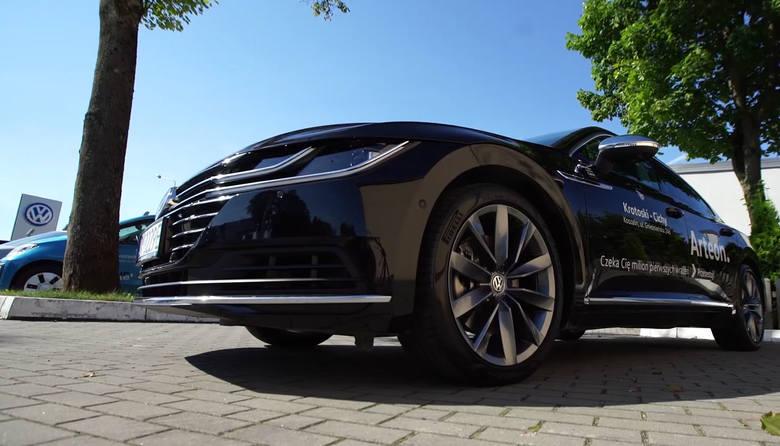 Strefa Moto GK24. Volkswagen z najwyższej półki [wideo]