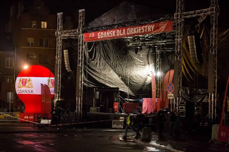 Atak na prezydenta Gdańska Pawła Adamowicza - finał WOŚP w Gdańsku 13.01.2019. Nożownik to 27-latek, karany za rozboje.