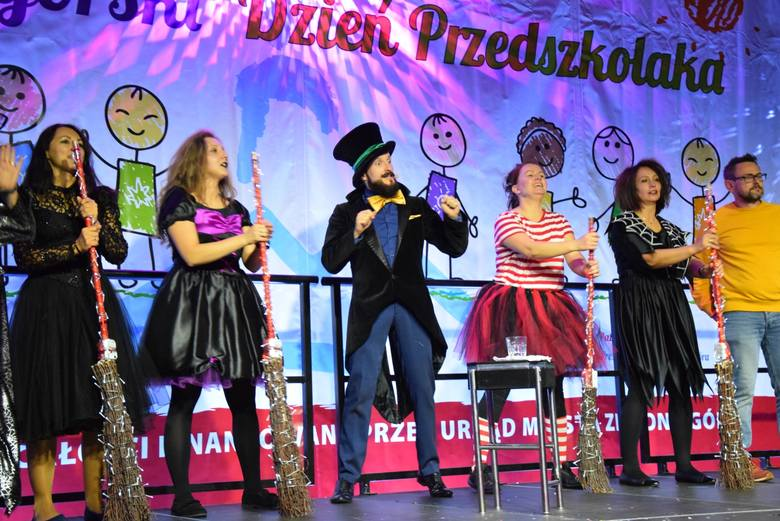 W czwartek, 19 września, w Centrum Rekreacyjno-Sportowym przy ulicy Sulechowskiej w Zielonej Górze odbyła się już 3. edycja Zielonogórskiego Dnia Przedszkolaka.Przedszkolaki