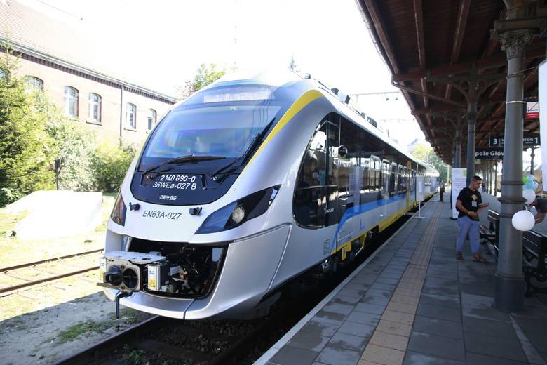 Opolszczyzna negocjuje z Brukselą pieniądze na pociągi