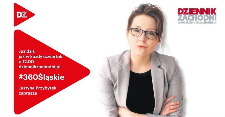 W 360° dookoła Śląska. Justyna Przybytek w pracowni Erwina Sówki WIDEO 360