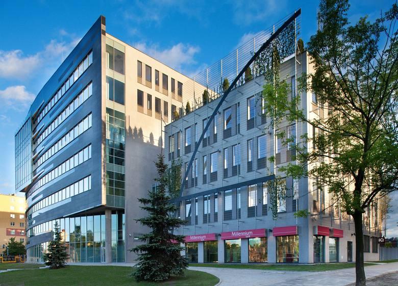 Łódzki kompleks Forum 76 został wybrany Biurowcem Roku 2014