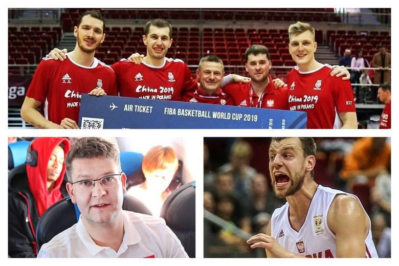 Polscy koszykarze zagrają wkrótce na mistrzostwa świata w Chinach. Nie byłoby pewnie awansu, gdyby nie ludzie z Pomorza i Kujaw. Oto nasi bohaterowie