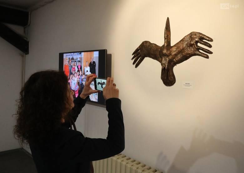 Ptaki i ptaszyska w Szczecinie jak krasnale we Wrocławiu. Nowy symbol miasta? [zdjęcia, wideo]