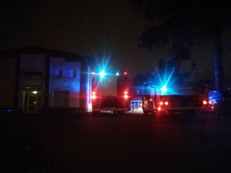 W piątkowy wieczór w sklepie Netto przy ulicy Pileckiego w Koszalinie doszło do pożaru. Klienci przebywający w sklepie zostali ewakuowani. Ze wstępnych