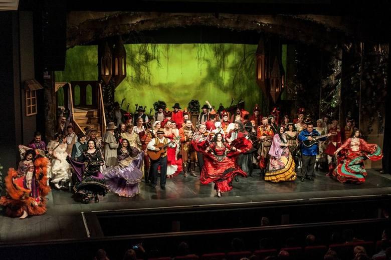 """Teatr Muzyczny: Takiego """"Barona cygańskiego"""" nie widział wcześniej nikt"""