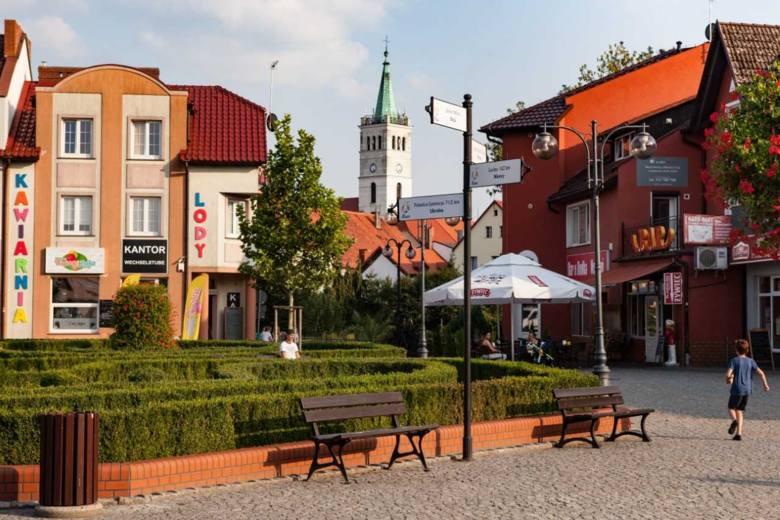 Samo miasto jest także przygotowane na przyjęcie turystów