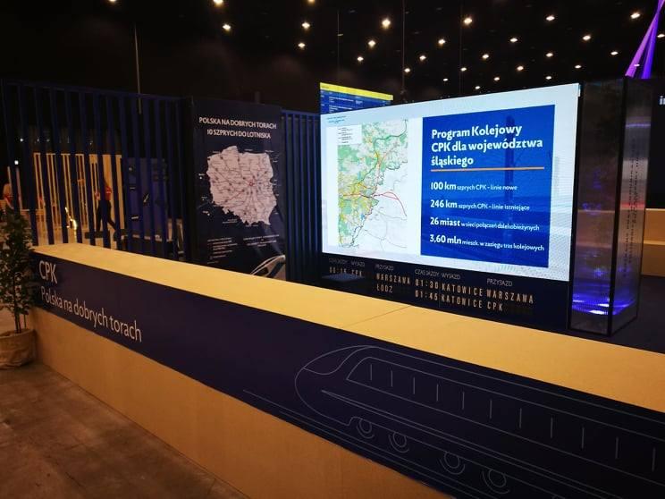 2 mln euro na kolej do Jastrzębia Zdroju i 100 mln funtów na port lotniczy. O CPK na Impact Revolution 2019 w Katowicach