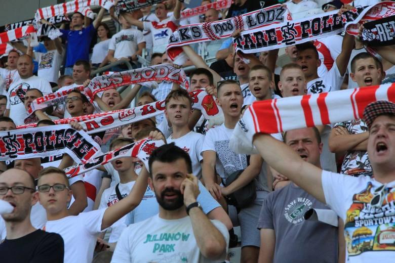 Wiemy, ilu kibiców ŁKS obejrzy mecz z Górnikiem