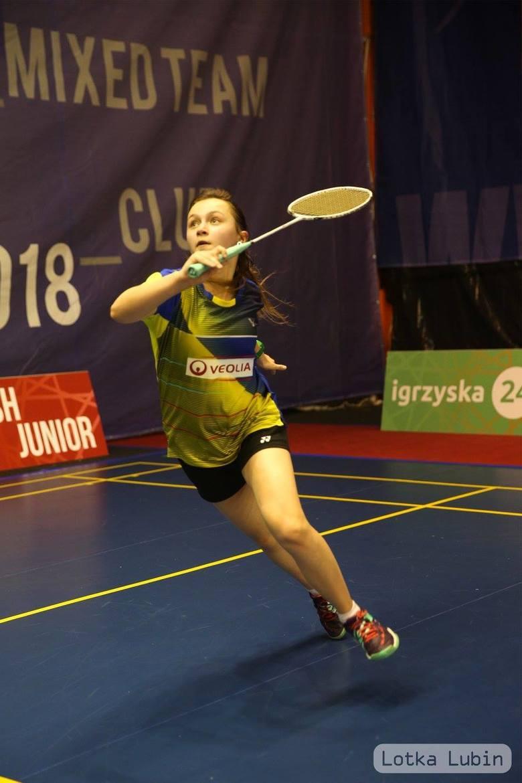 Badminton. Brązowe medale dla Dwójki Bytów [zdjęcia]
