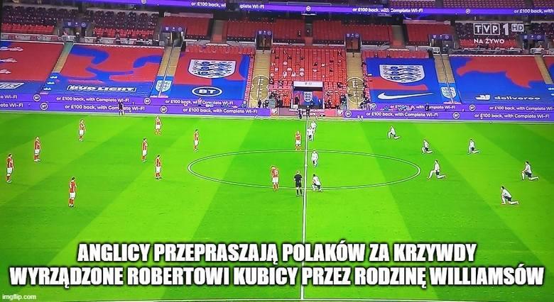 Memy po meczu Anglia - Polska.