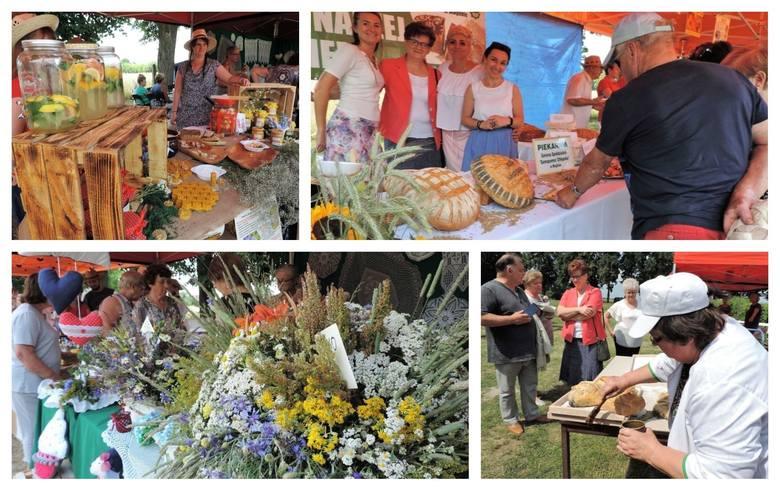 Chleb, miód i bukiety z polnych kwiatów, czyli festyn w Chabsku [zdjęcia]