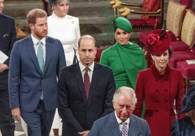 Pogrzeb księcia Filipa: Harry nie będzie szedł w procesji obok księcia Williama. Braci rozdzieli kuzyn