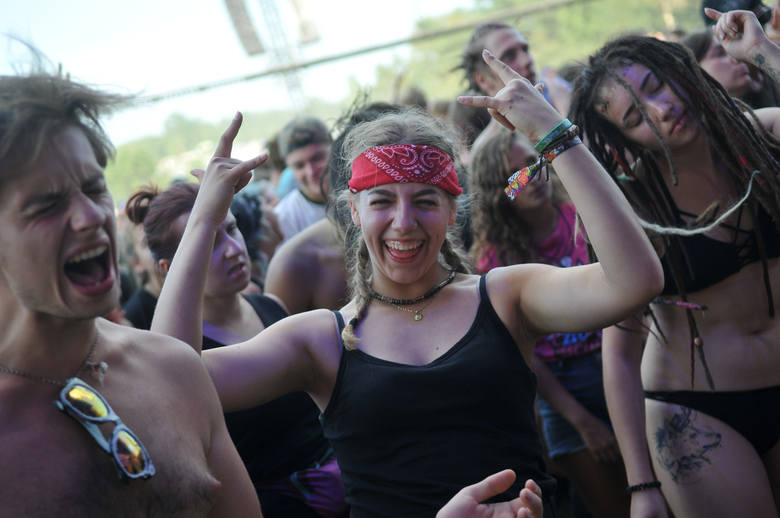 Jak ten czas szybko leci! To już ostatni dzień PolAndrock Festivalu. W niedzielę olbrzymie, festiwalowe miasto zacznie się powoli zwijać i rozjeżdżać