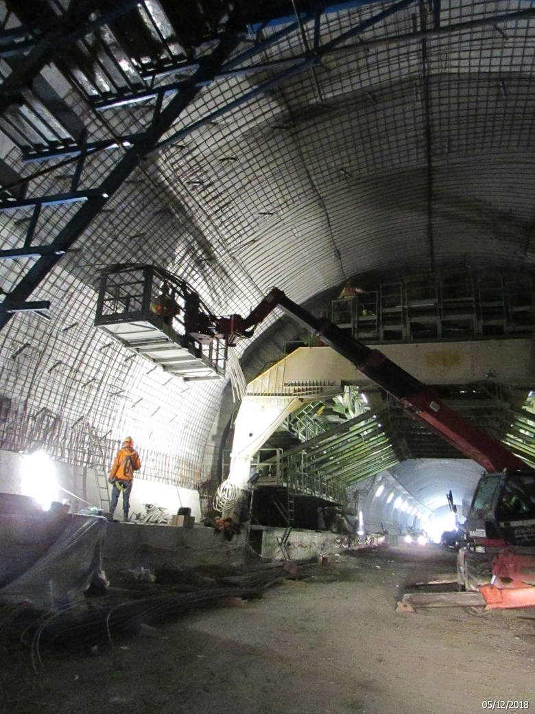 W tym roku pojedziemy S7 do Rabki, ale na tunel musimy trochę poczekać
