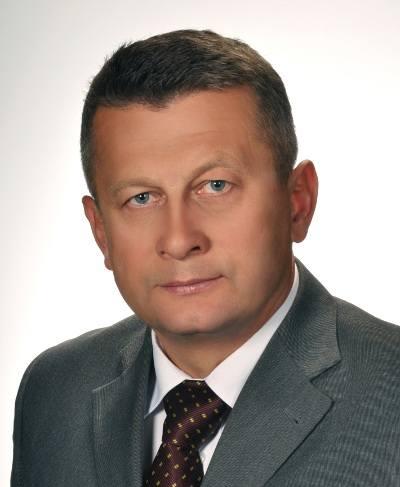 Kazimierz Skóra, wójt gminy Grębów. Zdobył 74,75 procent głosów mieszkańców
