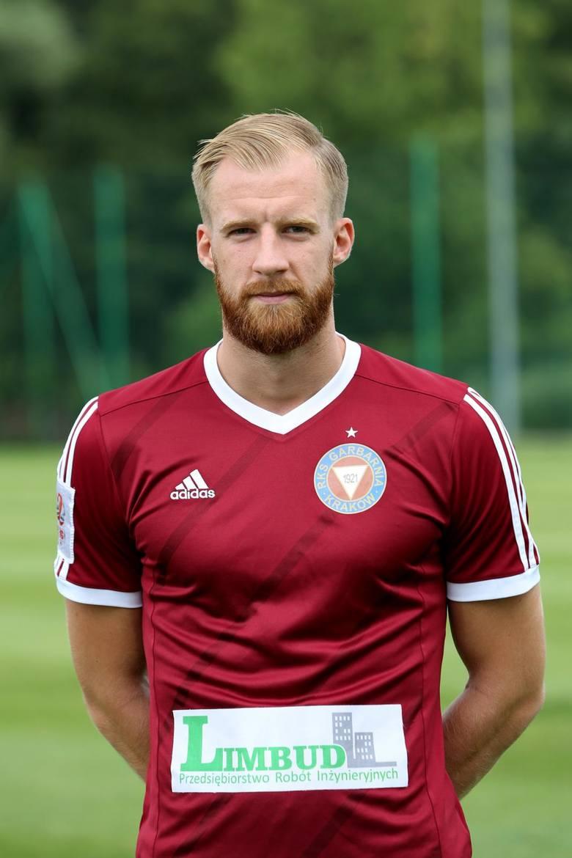 MICHAŁ CZEKAJ - ODSZEDŁ Z GARBARNI DO RADUNI STĘŻYCA27-letni obrońca reprezentował barwy Garbarni w minionym sezonie. W I lidze zaliczył 13 występów.