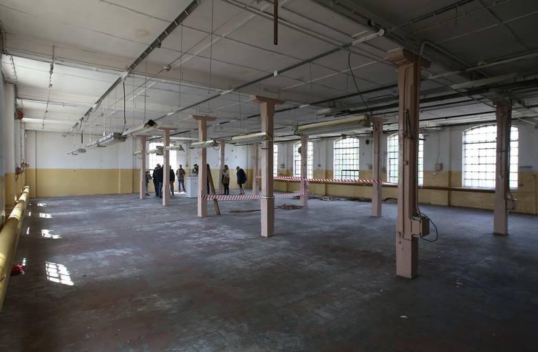 Odnowią fabrykę i zbudują amfiteatr