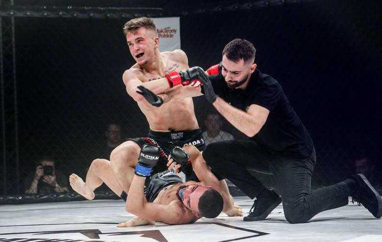 Gala MMA Carpathian Warriors 8 w Rzeszowie [ZDJĘCIA]