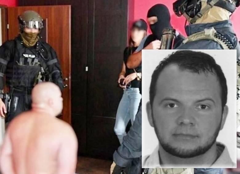 Łukasz Porwolik nie żyje. Policja zatrzymała podejrzanych o zabójstwo. Są notowani