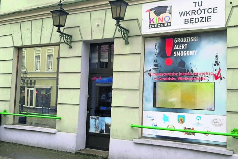 Znów nie udało się wyłonić wykonawcy małego kina społecznościowego w Grodzisku Wielkopolskim.