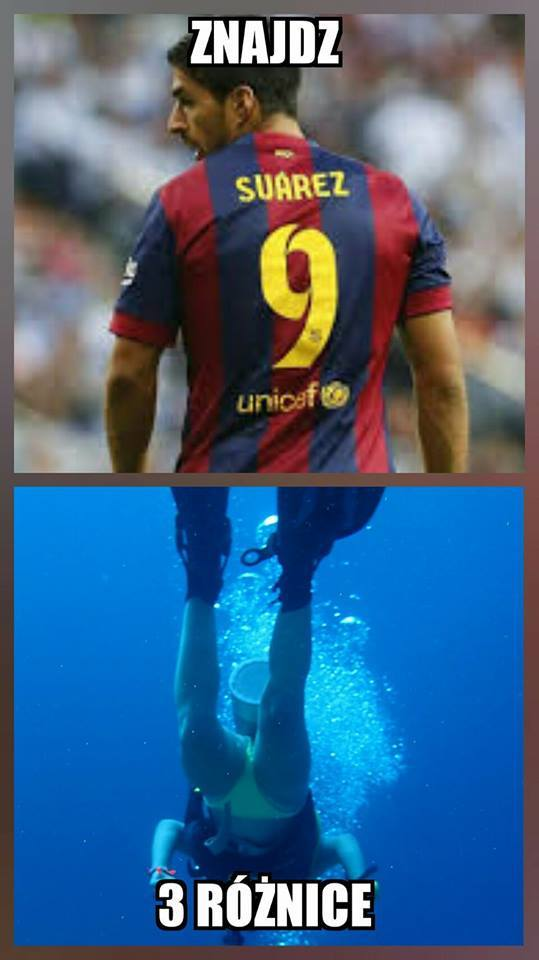 Memy po meczu Barcelona - PSG 6:1