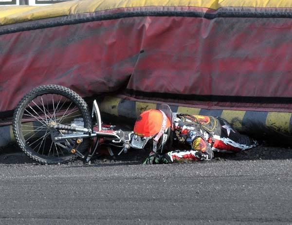 KSM Krosno-Wanda KrakówZuzlowcy KSM-u Krosno przegrali ze Speedway Wandą Kraków 40:50