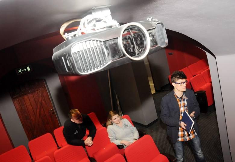 Kino w Dworze Artusa ruszyło w piątek