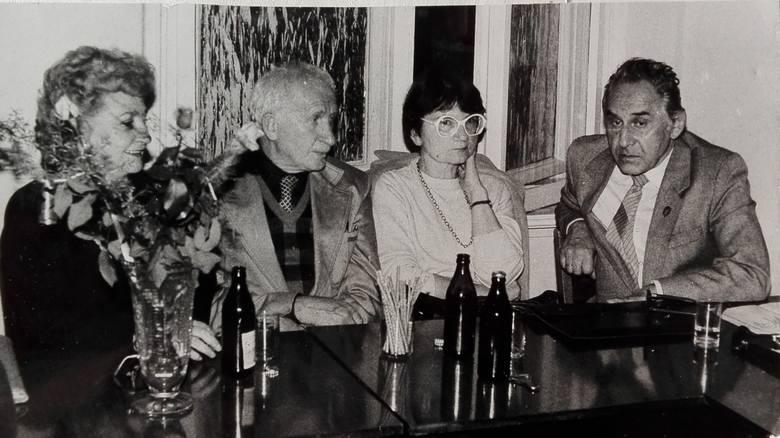 Zygmunt Muszyński prezentuje kronikę Kresowian