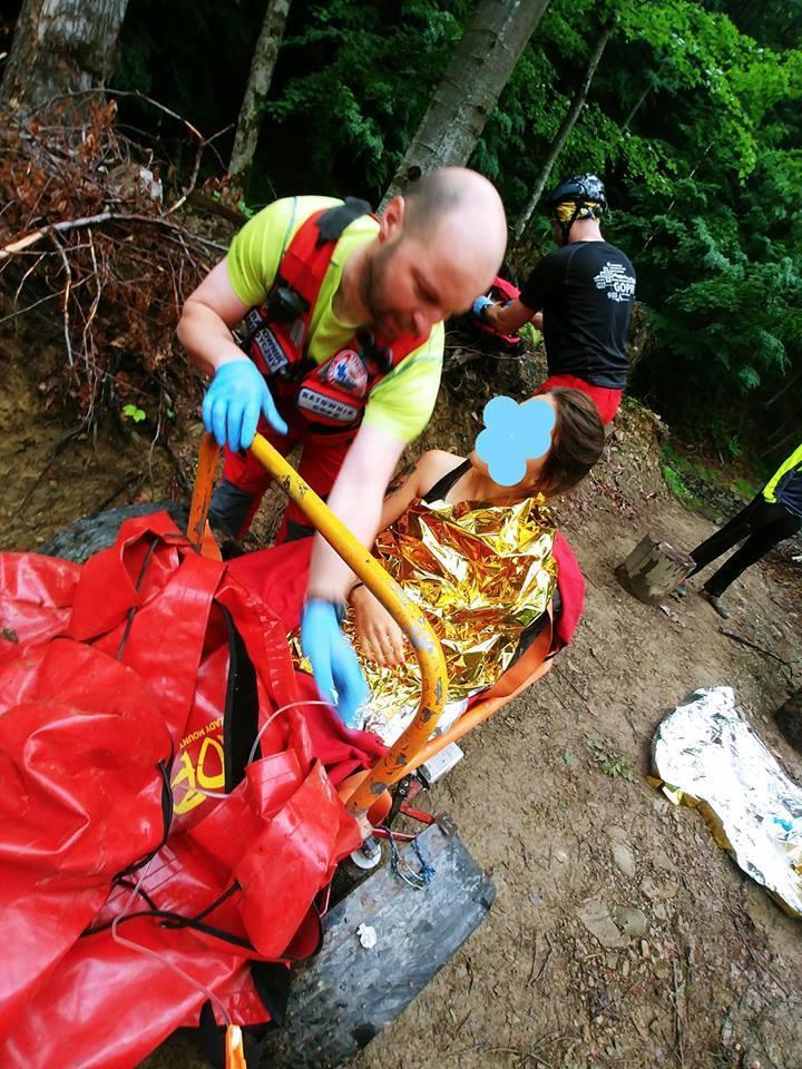 Wolne dni na przełomie maja i czerwca okazały się bardzo pracowitym czasem dla ratowników Bieszczadzkiej Grupy GOPR. Od 31 maja do 3 czerwca interweniowali