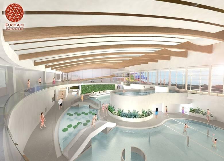 Kiedy ruszy budowa szczecińskiego aquaparku Fabryka Wody? Zobacz najnowsze informacje