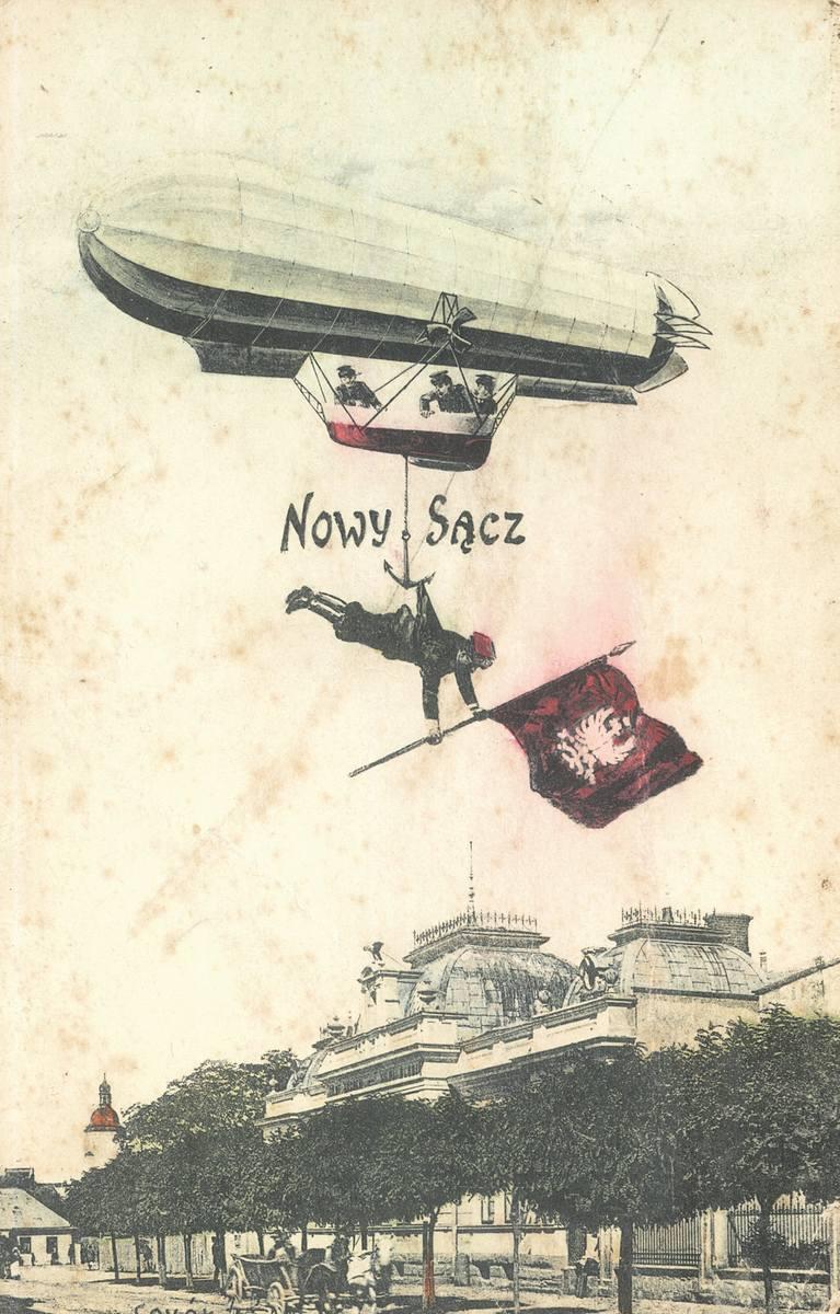 Nowy Sącz i Tarnów w walce o Niepodległą. Obydwa miasta były już wolne na przełomie               października i listopada 1918 roku