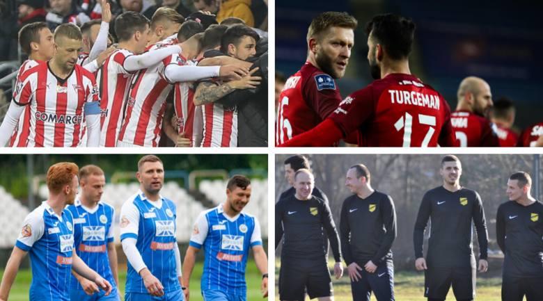 Kraków. TOP 10 drużyn piłkarskich w sezonie 2019/2020 [RANKING]