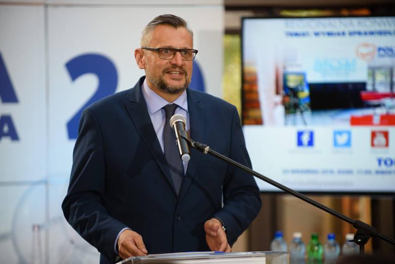 <strong>Tomasz Lenz</strong> - poseł Platformy Obywatelskiej i szef tej partii w województwie już kilka miesięcy temu zapowiedział, że będzie jej kandydatem w wyborach prezydenta Torunia w 2018 roku.